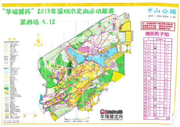 zhongshanpark_20130512_route